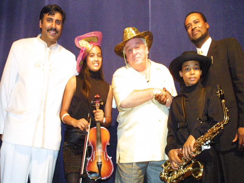 Entertainers & Guests 2005