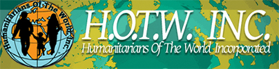 Humanitarians of the World Inc. Logo