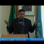 Keynote Speech by Dr. Adal M. Hussain PhD, Founder of Hotw Inc @ UN . – 2011