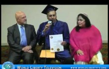 Dr. Adal M. Hussain, PhD Graduate Ceremony – 2011