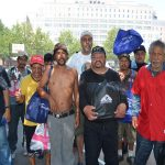 Humanitarians of The World Inc Street Homeless Presentation Aug 2016-NYC