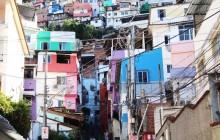 2017 Santa Marta Favela Homeless Presentation Rio De Janiero Brazil