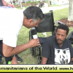 Humanitarians of the World Inc, Daytona Beach Florida Needy & Homeless Presentation -2018