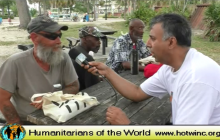 Humanitarians of the World Inc, St Augustine Florida Needy & Homeless Presentation -2018
