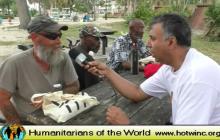 Humanitarians of the World Inc, St Augustine Florida Needy & Homeless Presentation -2018