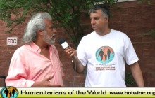 Humanitarians of the World Inc, Jacksonville Florida Needy & Homeless Presentation -2018