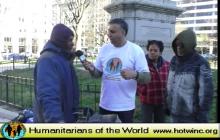 Humanitarians of the World Inc, Maryland & Washington DC Needy & Homeless Presentation -2018