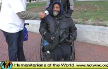 Humanitarians of the World Inc,  New Jersey  Needy & Homeless Presentation -2018