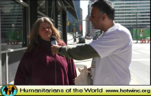 Humanitarians of the World Inc,  Pennsylvania and  Philadelphia   Needy & Homeless Presentation -2018