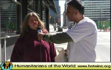 Humanitarians of the World Inc,  Pennsylvania and  Philadelphia   Needy & Homeless Presentation -2018