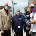 Elmhurst Hospital Queens NY Essential Workers HOTWINC Presentation COVID-19