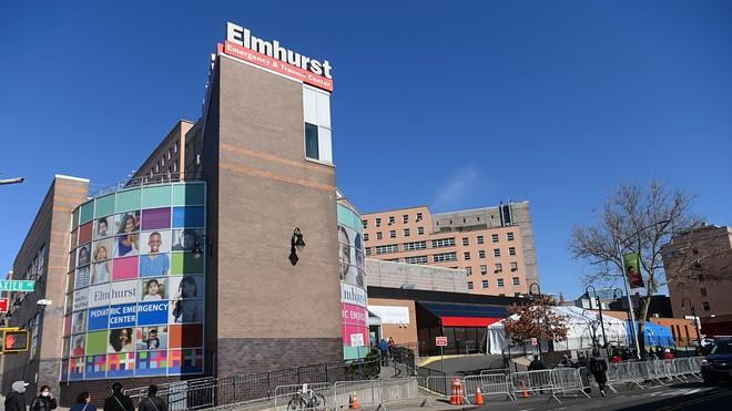 Elmhurst Hospital The Epic Center of Coronavirus (COVID-19)