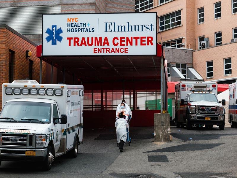First Responders of Elmhurst Hospital