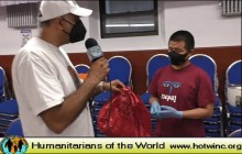 Hotwinc Inc collaboration with United Sherpa Association(USA) Inc COVID-19 Food Presentation