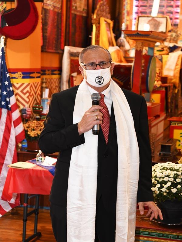 Rev Bruce Grodner Honoree & Panelist for Diversity Interfaith Panel