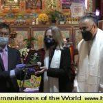 Humanitarians of the World Inc & United Sherpa Associations' COVID-19 Champions Gala