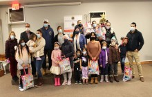 HOTWINC 20th Annual Toy & Food Presentation to needy families-2020